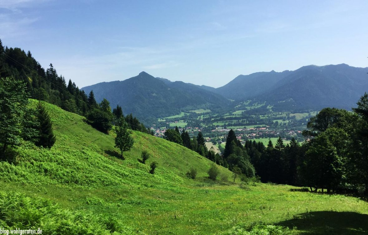 Bayrische Alpen - Brauneck