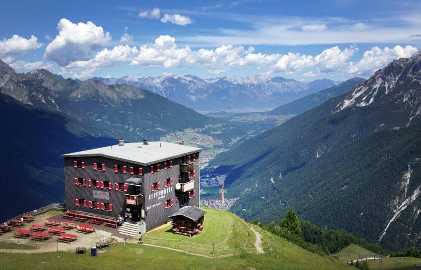 Elferhütte - Stubaital Tirol