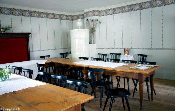 Gaststube - Gasthaus zum Riesen Tarsch
