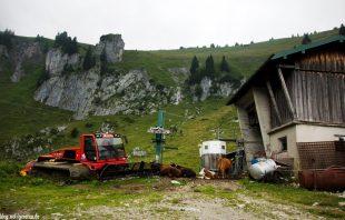 Landwirtschaft Stie-Alm