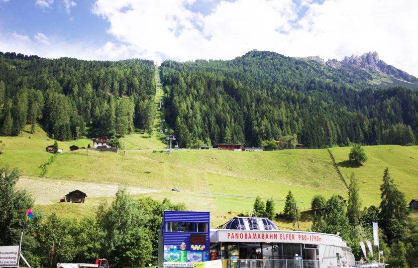 Panoramabahn Elferlifte Stubaital