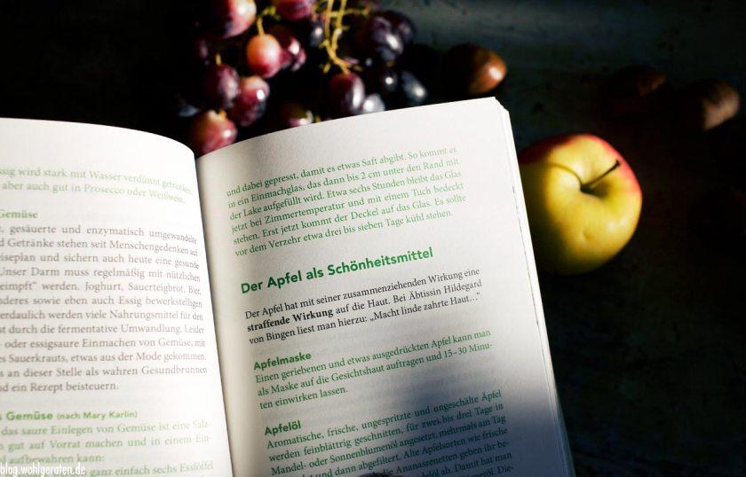 Der Apfel in Südtirols Hausapotheken