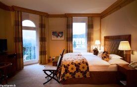 Grandhotel Kronenhof Pontresina – Suite