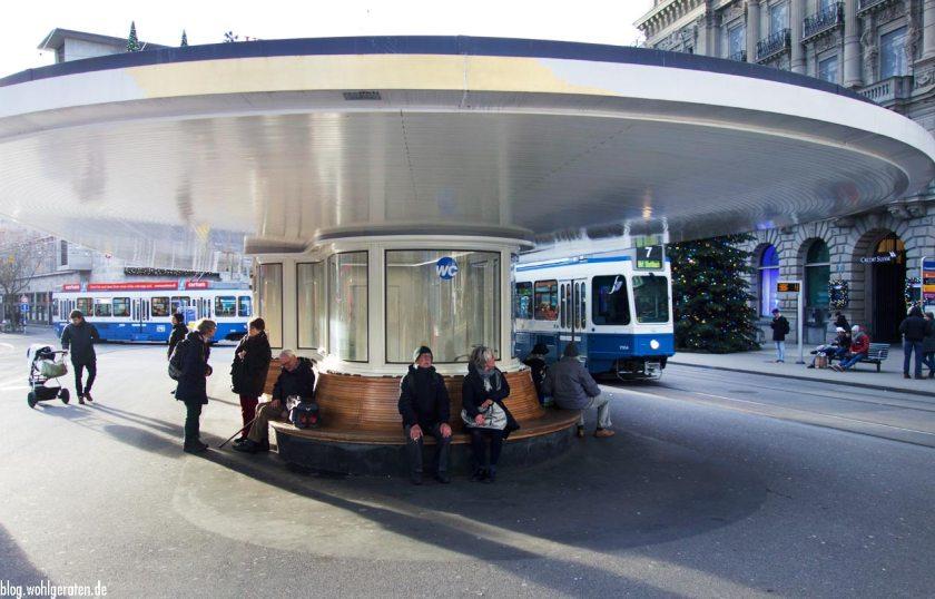 Zürich – Haltepunkt