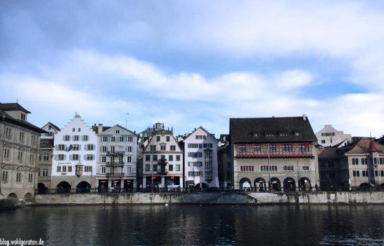 Zürich Limmatufer