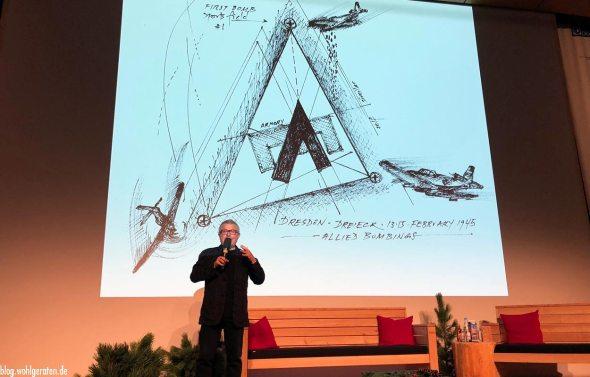 Architekt Daniel Libeskind – IMS 2018 Brixen
