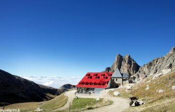 Schutzhaus Tierser Alpe
