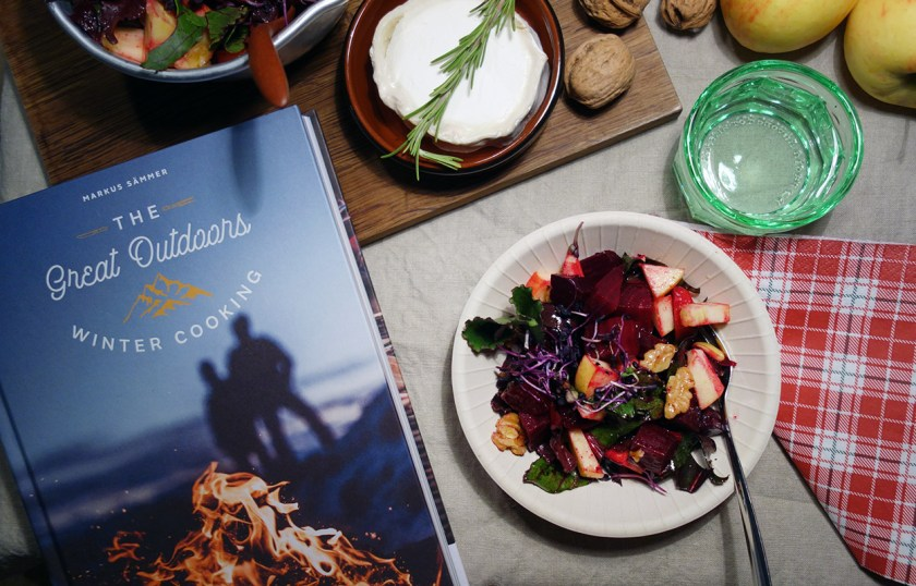 The Great Outdoors Winter – Rote Bete Salat
