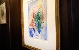 Marc Chagall - Kronenhalle Zürich