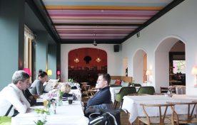 Speisesaal Haus Hirt