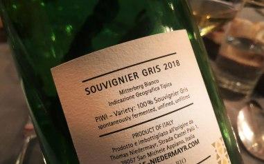 Souvignier Gris - Naturwein- La FuGa