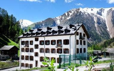 Hotel Ofenhorn Binn - Wallis - Schweiz