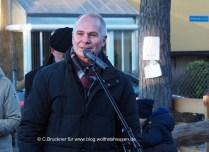 Der Erste Bürgermeister Klaus Heilinglechner