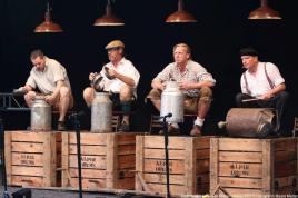 Fluss Festival 2019 Toni Bartls Alpin Drums 008