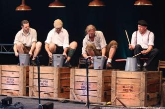 Fluss Festival 2019 Toni Bartls Alpin Drums 013