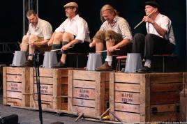 Fluss Festival 2019 Toni Bartls Alpin Drums 017