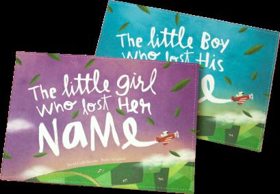 Il ragazzo e la ragazza che hanno perso il loro libro dei nomi
