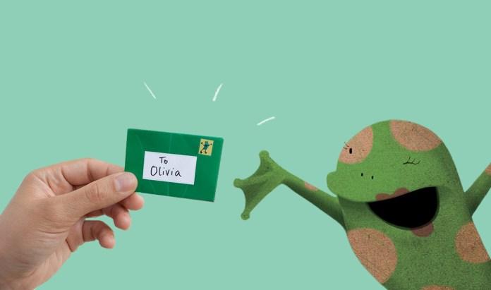 Frog Pen Pal