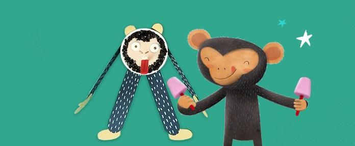 monkey header