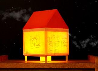 Glow Home Craft Activity