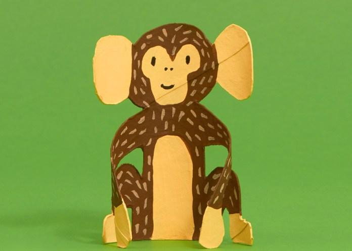 11. Maeve le singe