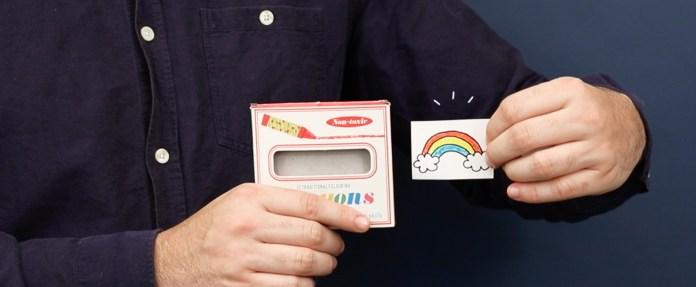 rainbow teleportation header