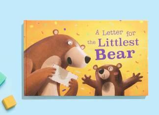 Letter for the Littlest Bear header image