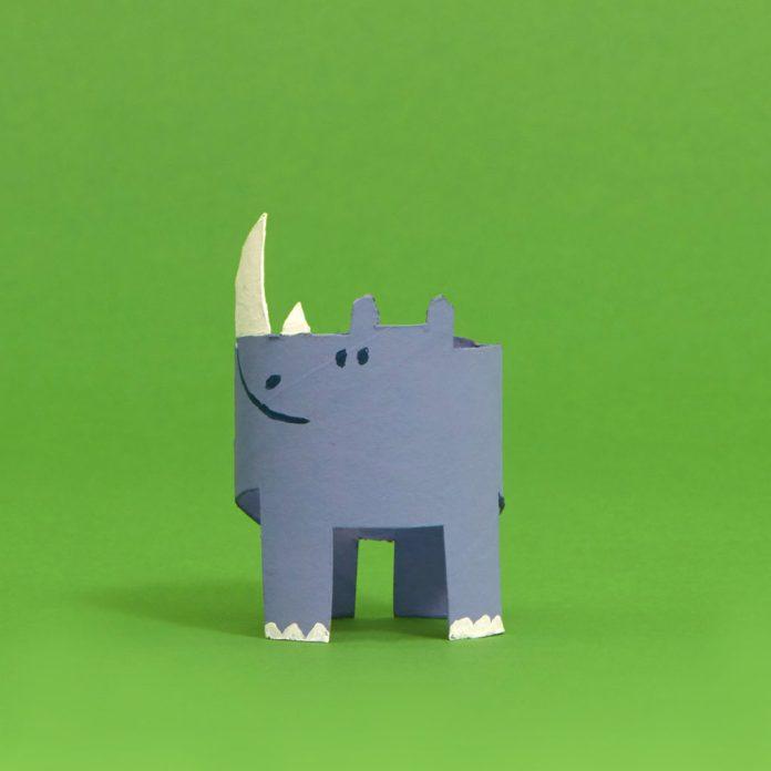 rhino toilet paper