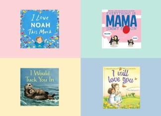 Mother's day books header