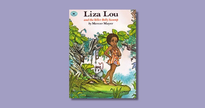 Liza Lou and the Yeller Belly Swamp by Mercy Mayer