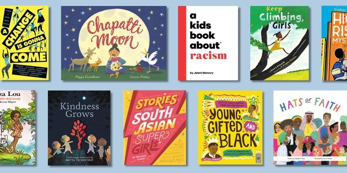 diverse kids books header