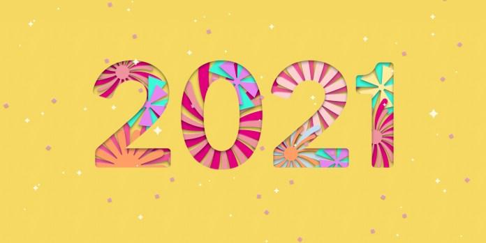 Wonderbly 2021 resolution