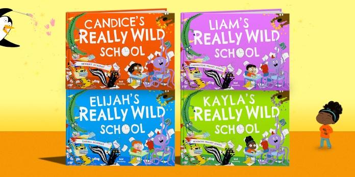 really wild school thumbnail