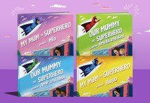 Supermum book UK