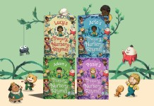 treasury nursery rhymes header