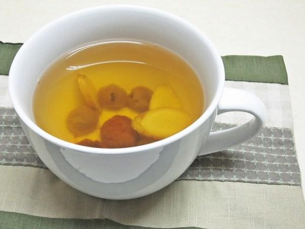 桂圓薑梅茶步驟五-2