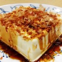 柴魚涼拌豆腐