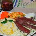 橄欖油漬牛肉飯6