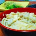 筊白筍豬肉炊飯5