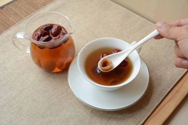 桂圓紅棗薑茶2