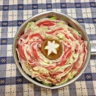 千層白菜豬肉鍋1