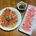 火龍果皮煎蛋、煎餅(特色圖片)