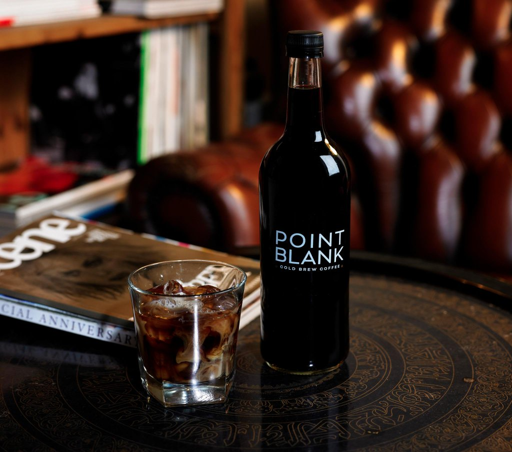 Best UK coffee producers - Point Blank Cold Brew