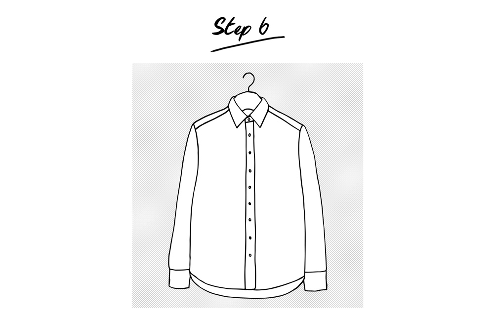 How-to-iron-a-shirt-step-6