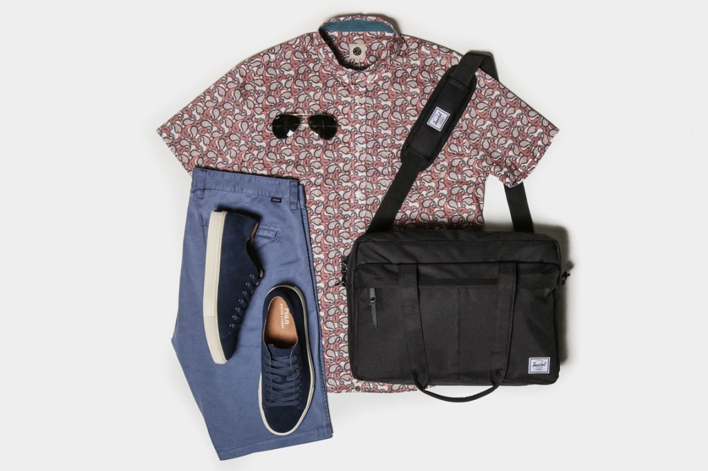 Style File - Outfit inspiration for summer style menswear