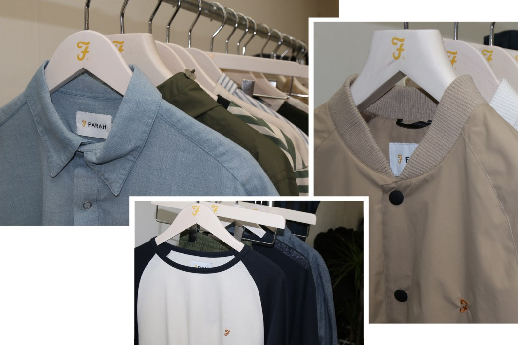 Farah Jacket Required SS17