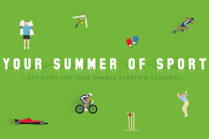 Your Summer of Sport