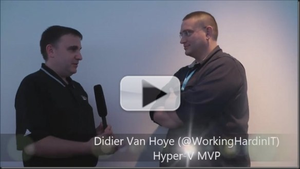Videointerview with Didier Van Hoye about Rolling Cluster Upgrade Thumb1