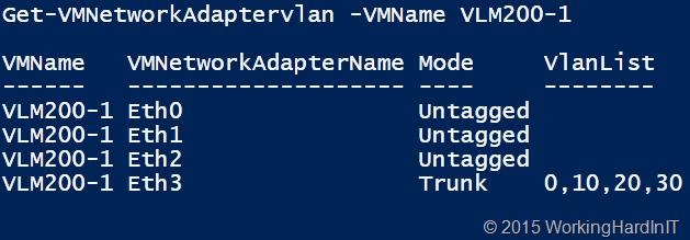 Trunking With Hyper-V Networking - Working Hard In ITWorking
