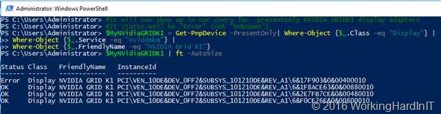Setting up Discrete Device Assignment with a GPU - Working Hard In